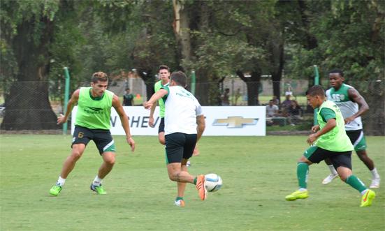 futbol entrenamiento