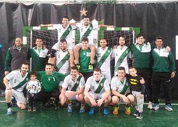 Handball Banfield 350