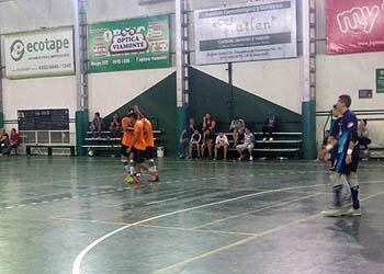 Futsal Amistoso 350