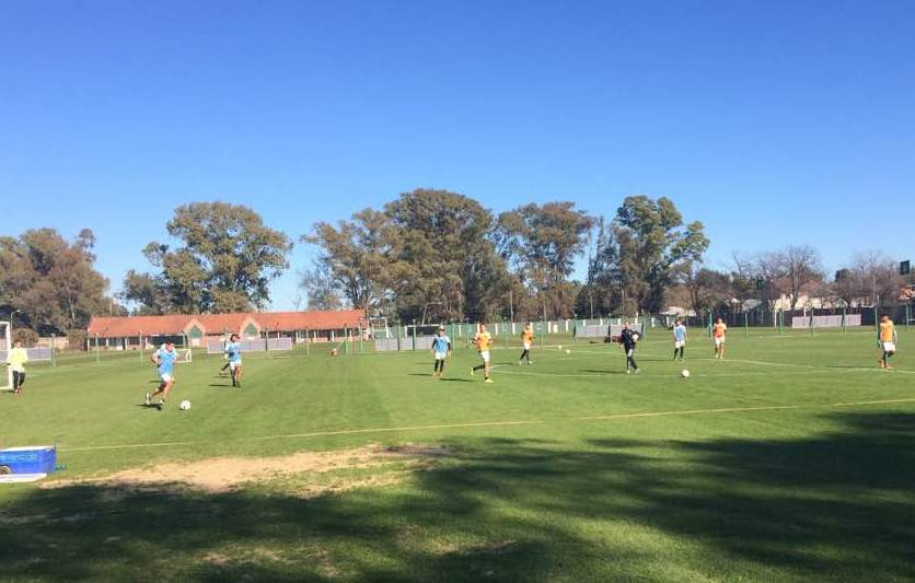 futbol reducido banfield